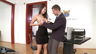 Office sex there jaw-dropping beauties in transmitted to hottest compilation ever