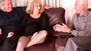 Mature Bisexual Coupler Therapy I