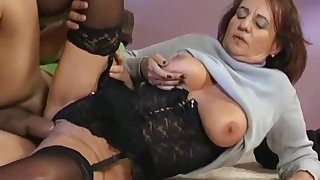 Steve Holmes - Slay rub elbows with Start Of My Granny Fetish 0323