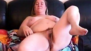 Matured Hairy Granny